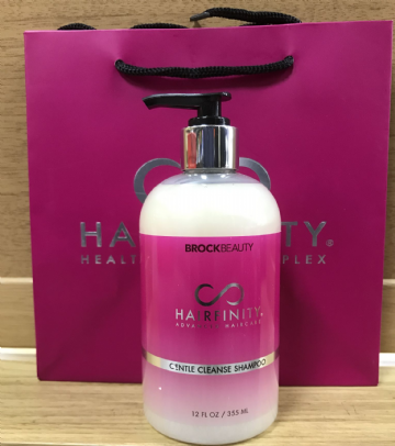 Hairfinity Gentle Cleanse Shampoo - 355ml